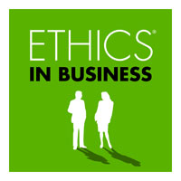 Ethics in Business award