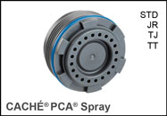 CACHÉ Spray Product Database