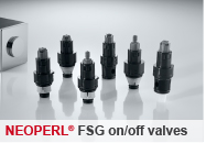 FSG ON/OFF Valves